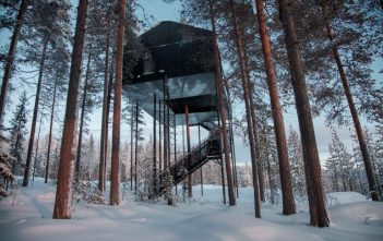 Mr & Mrs Smith TreeHotel