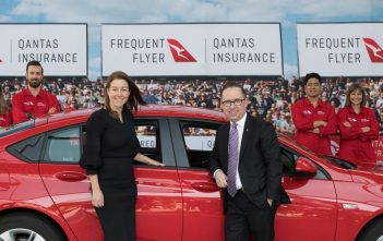 Qantas Car Insurance Launch