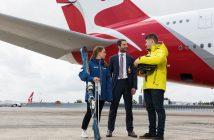Qantas Sapporo Service