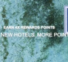 4x ALL points at new Accor hotels
