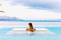 Infinity Pool Hayman Island by InterContinental.
