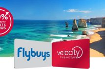 Velocity flybuys offer