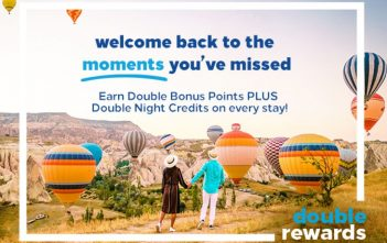 Hilton Double Rewards