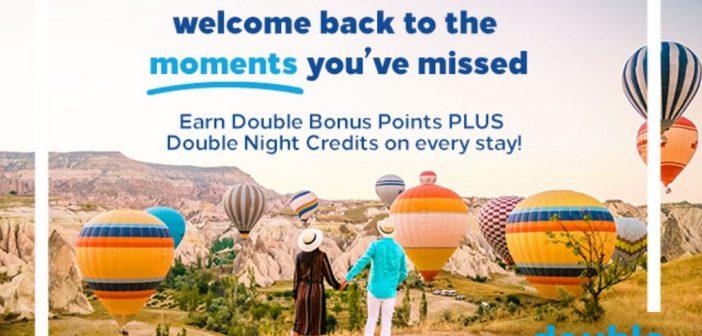 Hilton Double Rewards