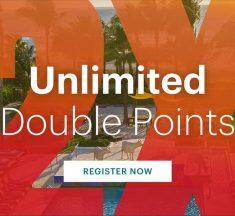 IHG Rewards Unlimited Double Points Promotion
