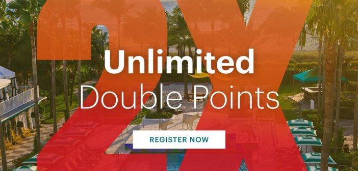 Unlimited Unlimited Double Points