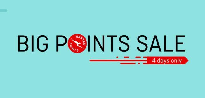 Big Points Sale