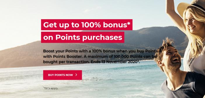 Velocity 100% Bonus