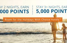 Choice Hotels Bonus