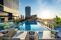 Crowne Plaza Adelaide - level 10 Pool Deck
