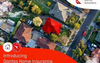 Qantas Home Insurance