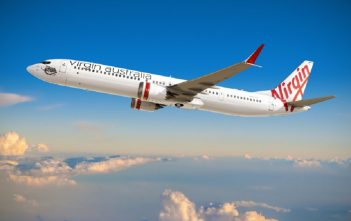Virgin Australia 737 MAX 10 render