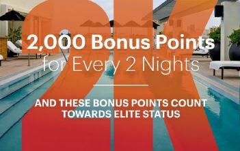 IHG 2000 points
