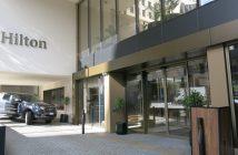 Parmelia Hilton Entrance