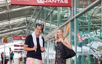 Qantas Mystery Flight
