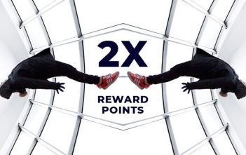 Pacific 2x Rewards Points
