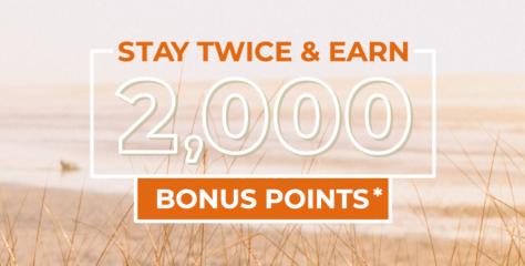 Choice Hotels – Stay Twice and Receive 2,000 Points